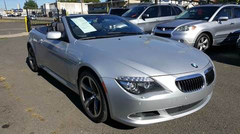 2008 BMW 6 Series for sale in Newark NJ