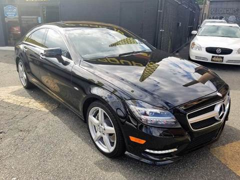 2012 Mercedes-Benz CLS for sale in Newark, NJ