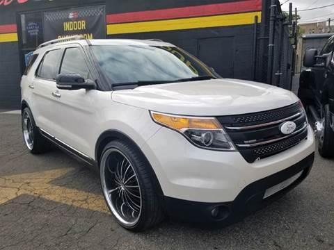 2014 Ford Explorer for sale in Newark NJ