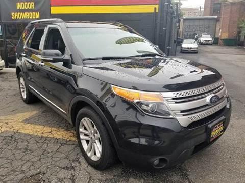 2015 Ford Explorer for sale in Newark NJ