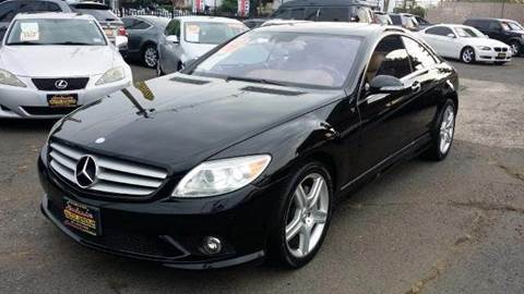 2008 Mercedes-Benz CL-Class for sale in Newark NJ