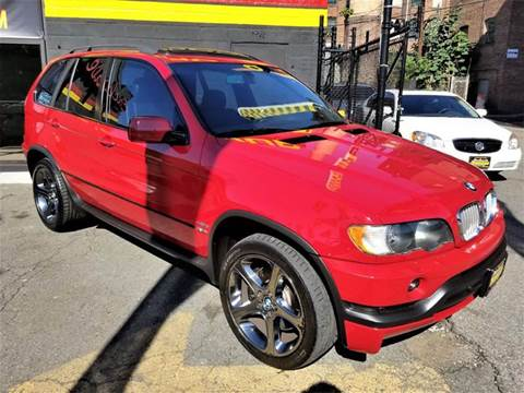 2002 BMW X5 for sale in Newark, NJ