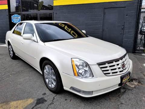 2011 Cadillac DTS for sale in Newark, NJ