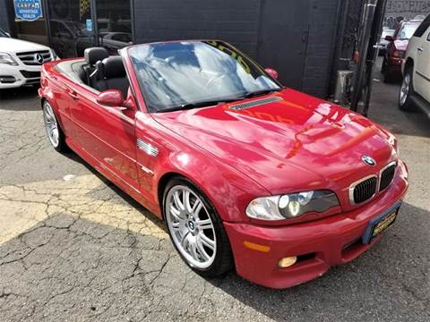 2004 BMW M3 for sale in Newark NJ