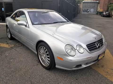 2002 Mercedes-Benz CL-Class for sale in Newark NJ