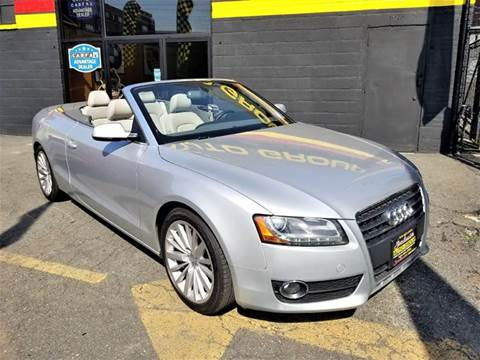 2010 Audi A5 for sale in Newark, NJ