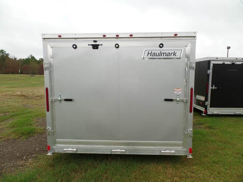 2016 Haulmark Aluminum 7x12 Motorcycle - Longview TX