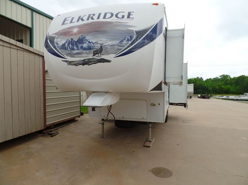 2012 Heartland 28TRSE ElkRidge  - Longview TX