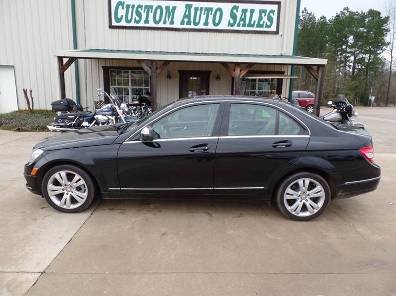 2009 mercedes benz c class c 300 luxury 4matic 4matiawd for 2009 mercedes benz c 300