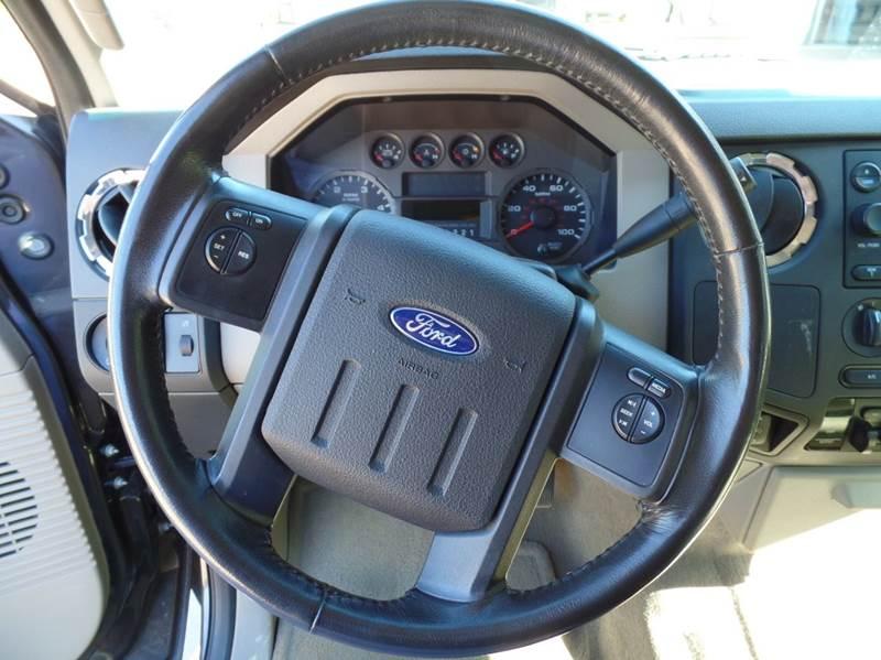 2008 Ford F-250 Super Duty XLT 4dr Crew Cab LB - Longview TX