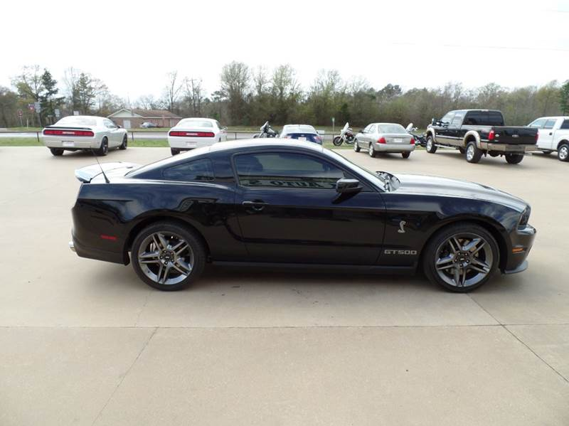 2010 Ford Shelby GT500 Base 2dr Coupe - Longview TX