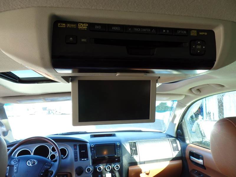 2012 Toyota Sequoia Platinum 4x2 4dr SUV (5.7L V8) - Longview TX