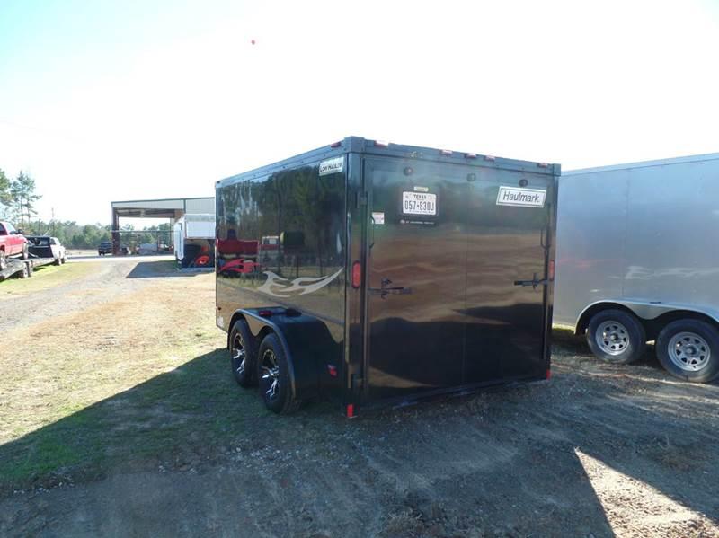 2014 Haulmark Low Hauler  - Longview TX