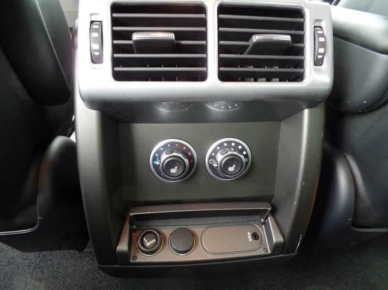 2011 Land Rover Range Rover 4x4 HSE 4dr SUV - Longview TX