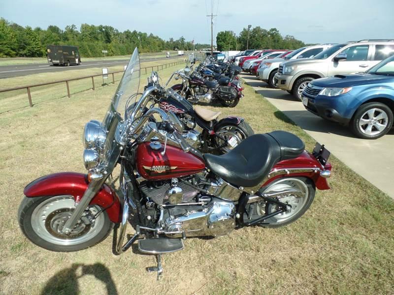 2009 Harley-Davidson Fatboy  - Longview TX