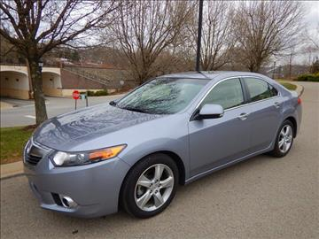 2013 Acura TSX for sale in Blawnox, PA