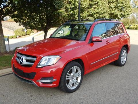 2015 Mercedes-Benz GLK for sale in Blawnox, PA