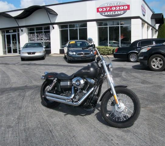 2010 Harley Street Bob