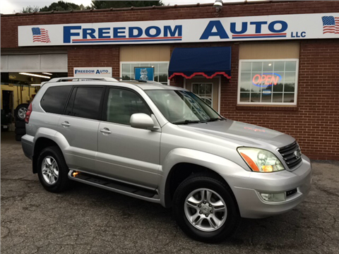 Lexus Dealership Colorado >> FREEDOM AUTO LLC - Used Cars - Wilkesboro NC Dealer
