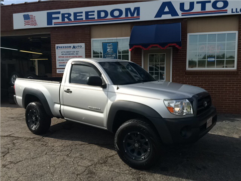 2008 toyota tacoma for sale north carolina. Black Bedroom Furniture Sets. Home Design Ideas