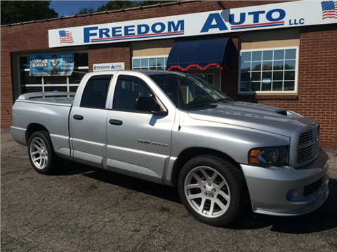 2005 Dodge Ram Pickup 1500 SRT-10 for sale in Wilkesboro, NC