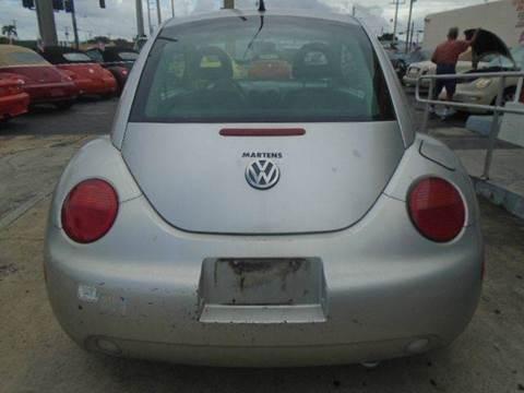 2001 Volkswagen New Beetle for sale in Oakland Park, FL