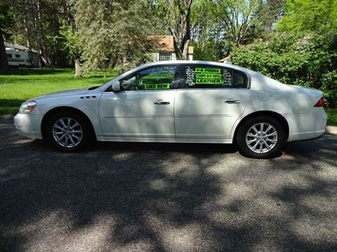 2010 Buick Lucerne for sale in Circle Pines, MN