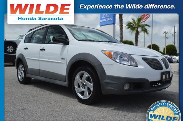 2007 Pontiac Vibe for sale in Sarasota FL