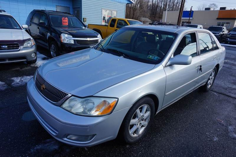 2001 Toyota Avalon For Sale In Harrisburg, PA