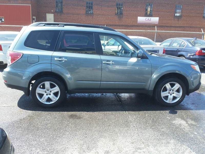 2009 subaru forester awd 2 5 x limited 4dr wagon 4a in harrisburg pa i deal cars llc. Black Bedroom Furniture Sets. Home Design Ideas