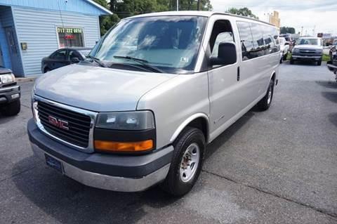 2006 GMC Savana Passenger For Sale In Harrisburg PA