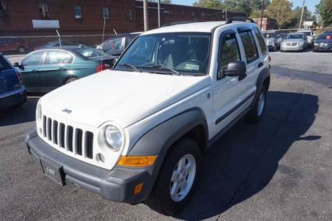 2006 Jeep Liberty for sale in Harrisburg, PA