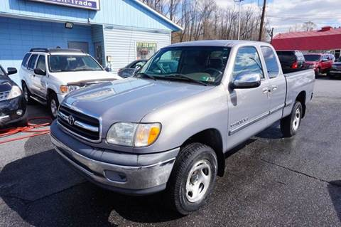 2000 Toyota Tundra for sale in Harrisburg, PA