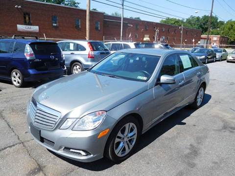 2010 Mercedes-Benz E-Class for sale in Harrisburg, PA