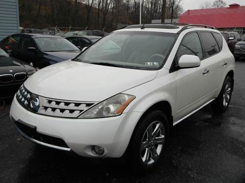 2007 Nissan Murano for sale in Harrisburg, PA