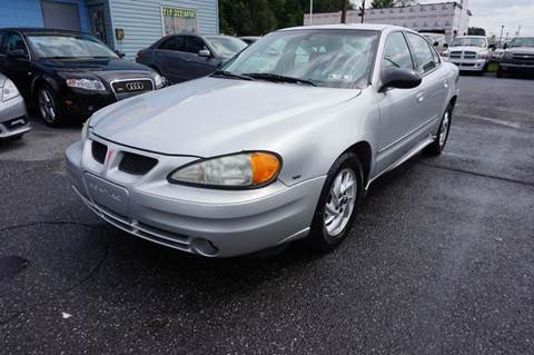 2003 Pontiac Grand Am for sale in Harrisburg, PA