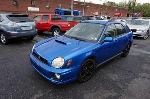 2002 Subaru Impreza for sale in Harrisburg, PA