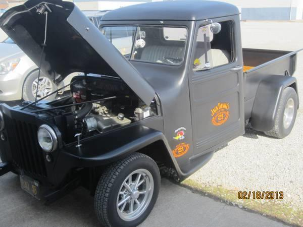 1948 Willys Pick up