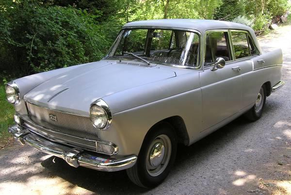 1960 Austin Cambridge