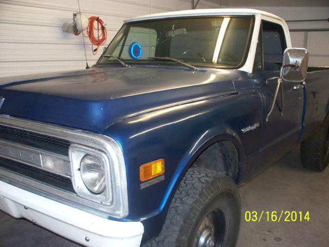 1970 Chevrolet Camper Special