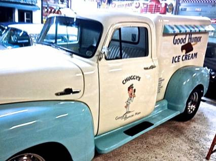 1955 Chevrolet Ice Cream Truck