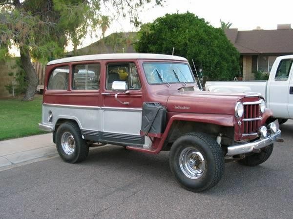 1961 Willys Wagon
