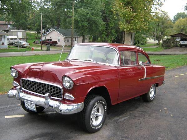 1955 Chevrolet Sedan