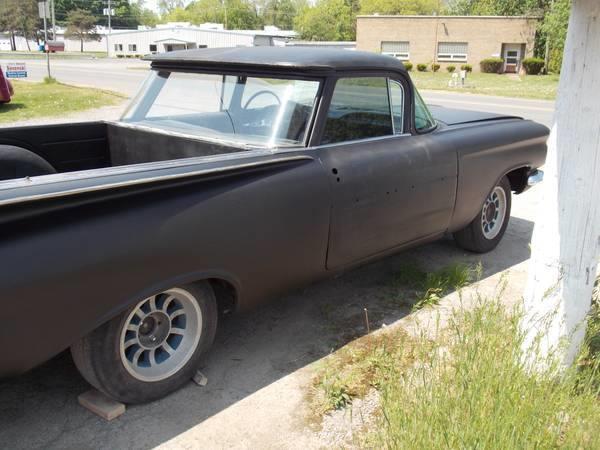 Craigslist 1959 El Camino Autos Post