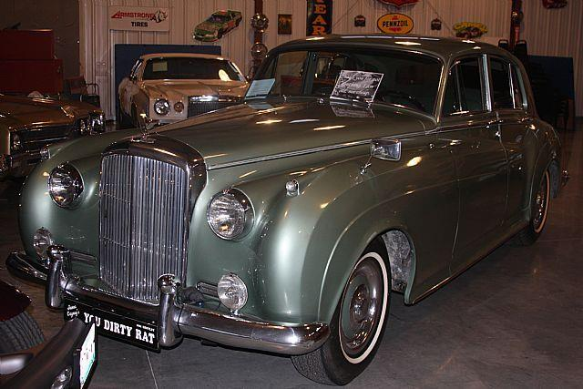 1961 Bentley Saloon
