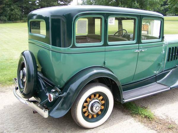 Classic cars for sale cadillac consignment car sales grand for 1932 oldsmobile 4 door