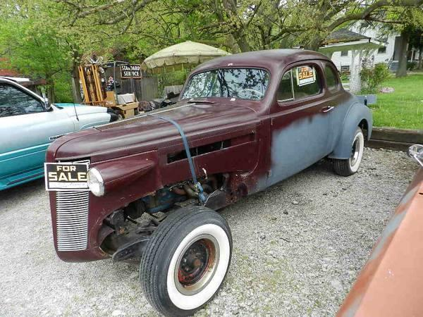 Classic cars for sale cadillac consignment car sales grand for 1937 buick special 2 door