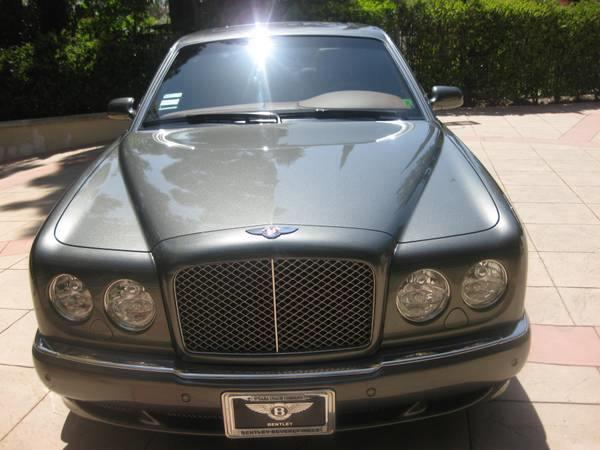 2006 Bentley Arnag R