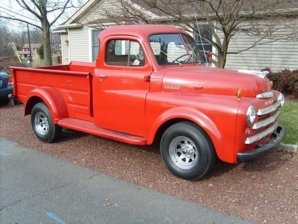 1949 dodge truck wallpaper - photo #6