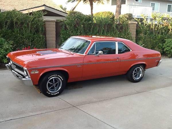 1972 chevrolet nova used cars for sale autos weblog. Black Bedroom Furniture Sets. Home Design Ideas